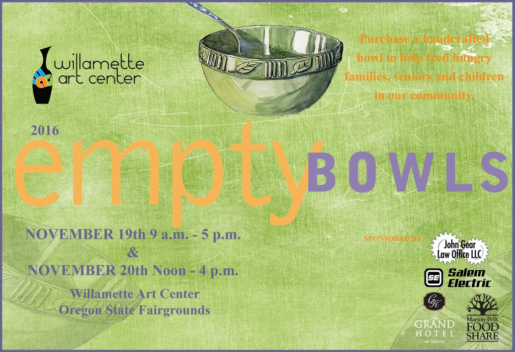 Empty Bowls Event Raises Money to Fight Hunger