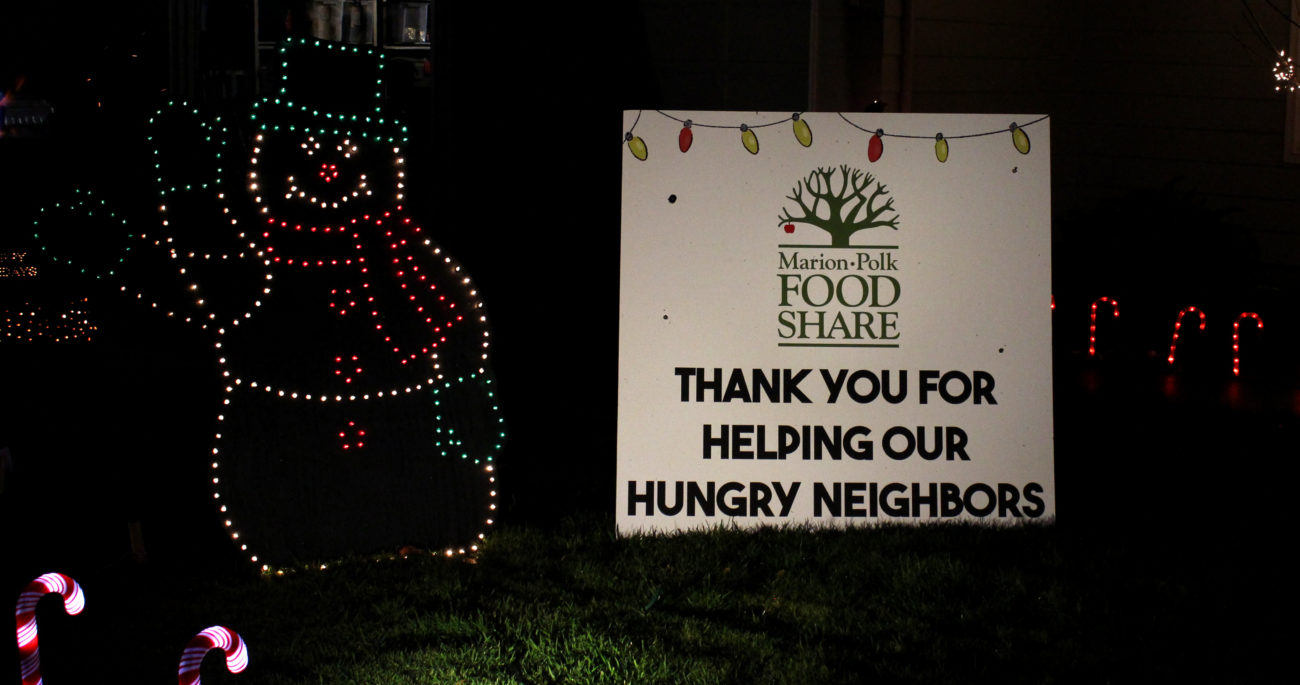 Keizer Christmas Lights 2019 Keizer Miracle of Christmas Lights Display   Marion Polk Food Share