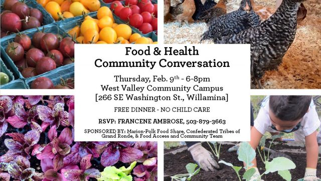 Polk County Food & Health Community Conversation