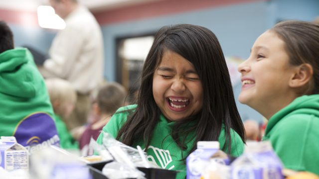 Volunteers Needed for Spring Break Lunch