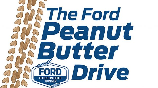 Ford Peanut Butter Drive