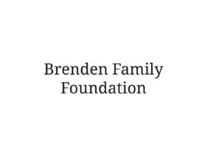Brenden Family Foundation logo