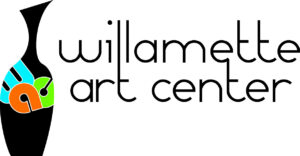 Willamette Art Center logo