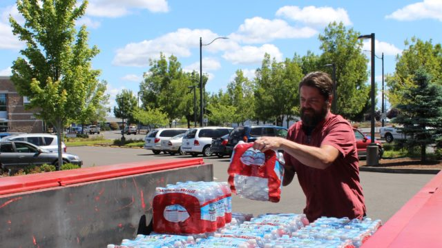 Community Comes Together to Provide Free, Safe Drinking Water